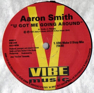 AARON SMITH - U Got Me Going Around
