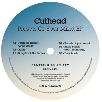 CUTHEAD - Preset Of Your Mind EP