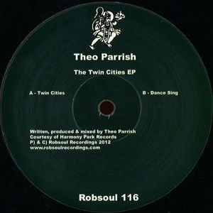 THEO PARRISH - Twin Cities