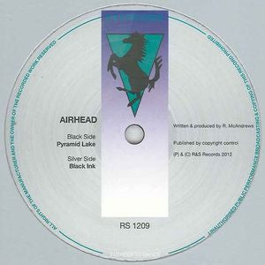 AIRHEAD - Pyramid Lake