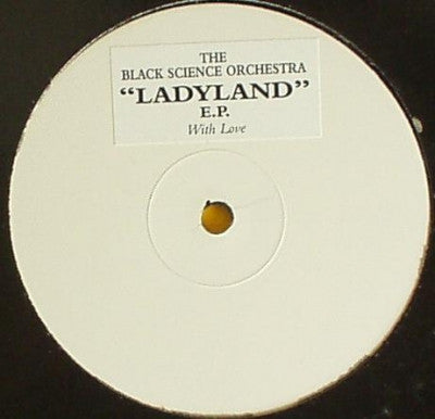 BLACK SCIENCE ORCHESTRA - Ladyland