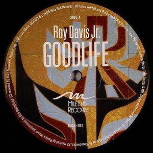 ROY DAVIS JR - Goodlife
