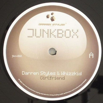 DARREN STYLES & WHIZZKID - Girlfriend / Just Easy