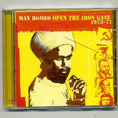 MAX ROMEO - Open The Iron Gate 1973 - 77