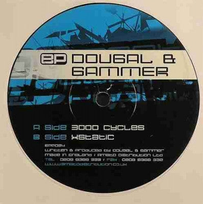 DOUGAL & GAMMER - 3000 Cycles / Xstatic