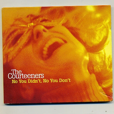 THE COURTEENERS - No You Didn't, No You Don't