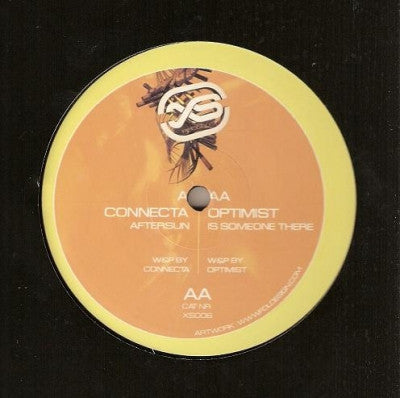 CONNECTA / OPTIMIST - Aftersun / Someone Out There