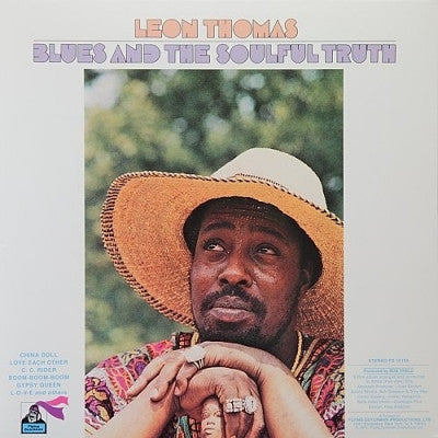 LEON THOMAS - Blues And The Soulful Truth