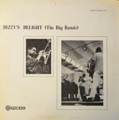 DIZZY GILLESPIE - Dizzy's Delight (The Big Bands)