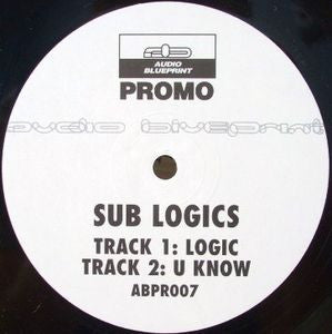 SUB LOGICS - Logic / U Know