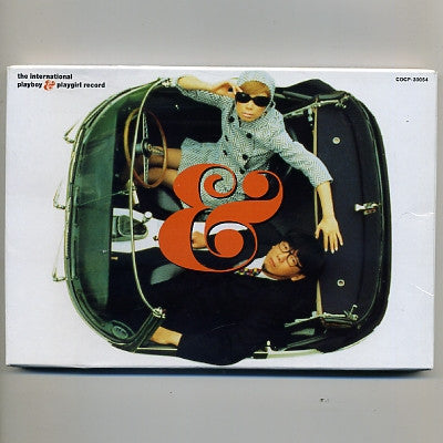PIZZICATO FIVE - The International Playboy & Playgirl Record
