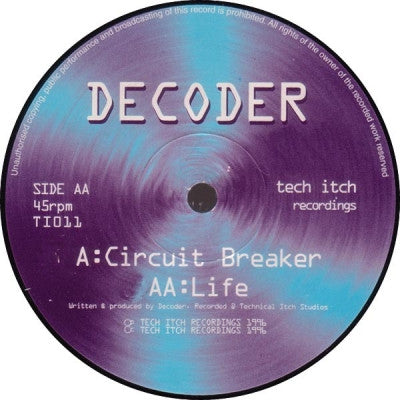 DECODER - Circuit Breaker / Life