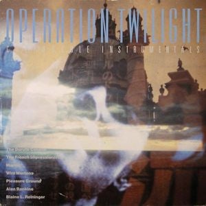 VARIOUS - Operation Twilight: Crepuscule Instrumentals