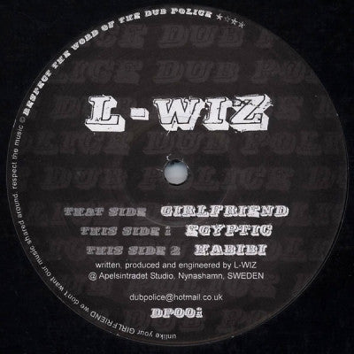 L-WIZ - Girlfriend