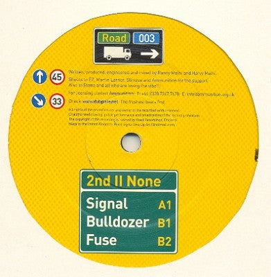2ND II NONE - Signal