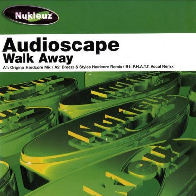AUDIOSCAPE - Walk Away