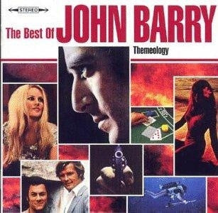 JOHN BARRY - The Best Of John Barry - Themeology