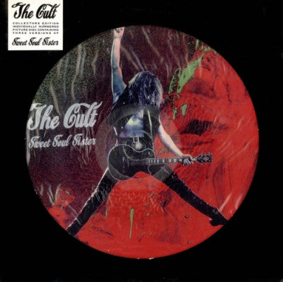 THE CULT - Sweet Soul Sister