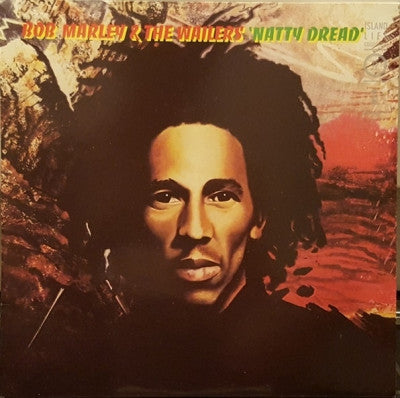 BOB MARLEY AND THE WAILERS - Natty Dread