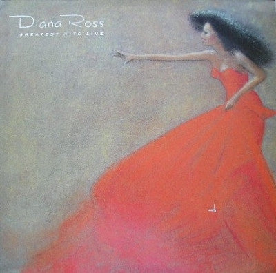 DIANA ROSS - Greatest Hits Live
