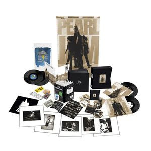 PEARL JAM - Ten / 1990-1992 Collector's Box Set