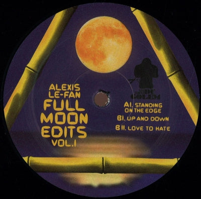 ALEXIS LE-FAN - Full Moon Edits Vol 1