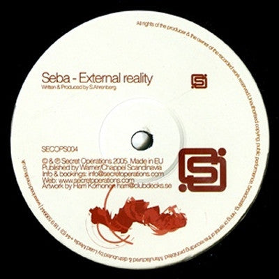 SEBA  - Shapeshifter / External Reality