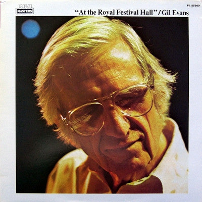 GIL EVANS - Gil Evans Live At The Royal Festival Hall London 1978
