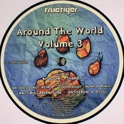 VARIOUS - Around The World Volume 3