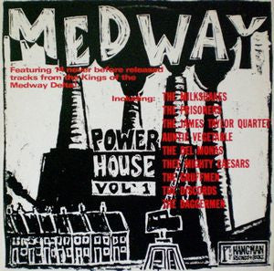 VARIOUS - Medway Powerhouse Vol.1