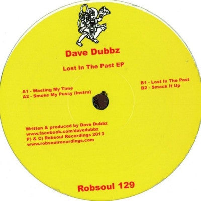 DAVE DUBBZ - Lost In The Past