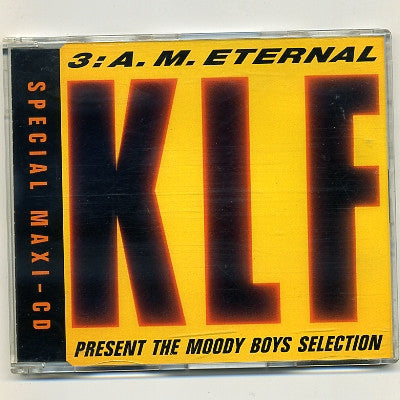 THE KLF - 3 A.M. Eternal