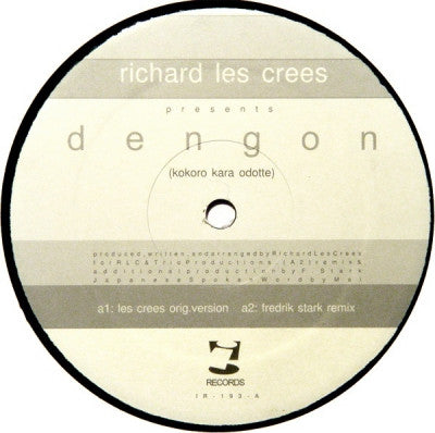 RICHARD LES CREES - dengon