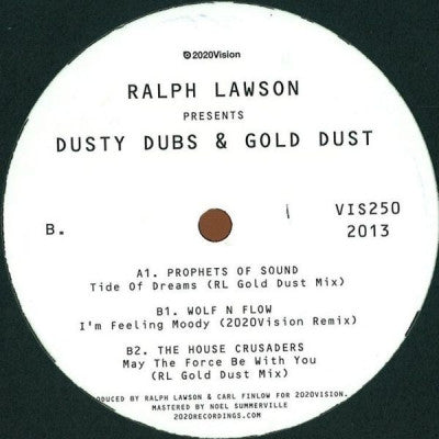RALPH LAWSON PRESENTS - Dusty Dubs & Gold Dust