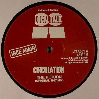 CIRCULATION - The Return