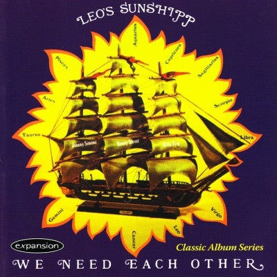 LEO'S SUNSHIP - We Need Each Other