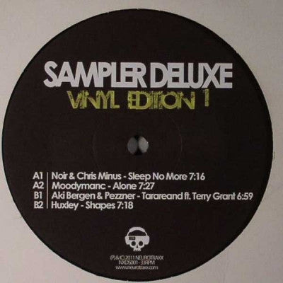 VARIOUS - Sampler Deluxe (Vinyl Edition 1)