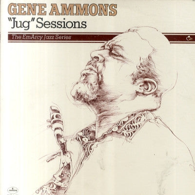 "GENE AMMONS - ""Jug"" Sessions"