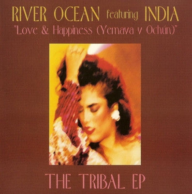 RIVER OCEAN - The Tribal EP