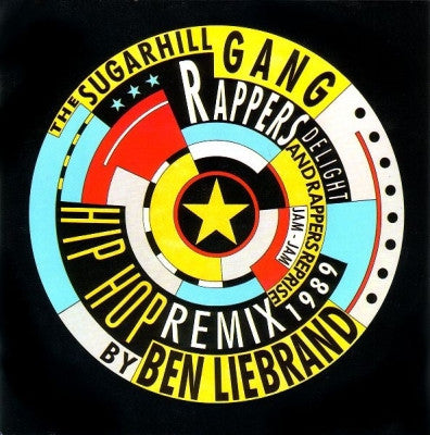 THE SUGARHILL GANG - Rapper's Delight (Hip Hop Remix 1989)