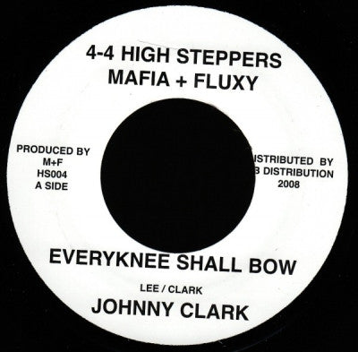 JOHNNY CLARK - Everyknee Shall Bow