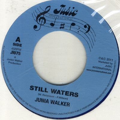 JUNIA WALKER - Still Waters / Depth Charge