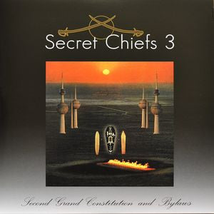 SECRET CHIEFS 3 - Hurqalya (Second Grand Constitution And Bylaws)