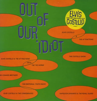 ELVIS COSTELLO AND THE ATTRACTIONS - Out Of Our Idiot