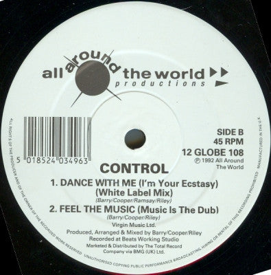 CONTROL - Feel The Music