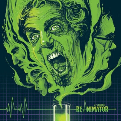 RICHARD BAND - H.P. Lovecraft's Re-Animator
