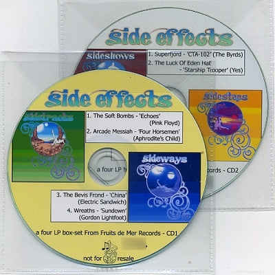 VARIOUS - Side Effects