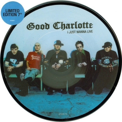 GOOD CHARLOTTE - I Just Wanna Live / S.O.S. (Live From Sessions@Aol)