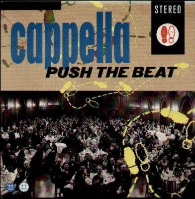 CAPPELLA - Push The Beat