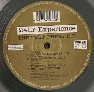 24HR EXPERIENCE - The Test Press E.P.